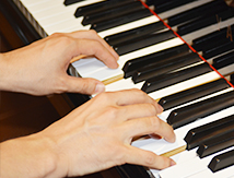 ピアノ・楽典・聴音