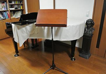葛城教室 ピアノ写真